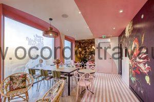 renovation boutique patisserie
